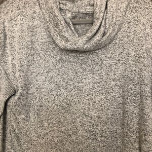 Sweaters - New with Tags! Soft Cozy Heather Gray Cowl Neck